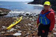 giants causeway sea kayak
