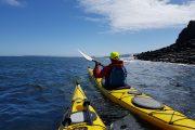 giants causeway coast sea kayaking