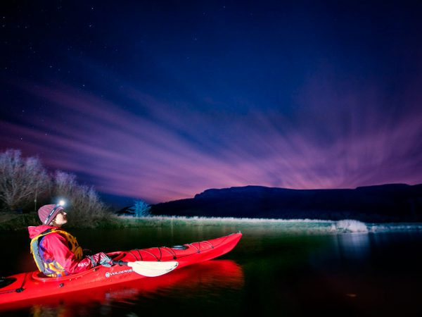 moonlight kayaking derry ireland