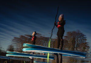 SUP lesson Derry
